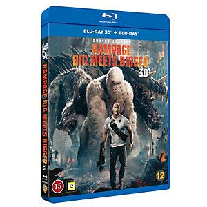 Rampage (3D Blu-ray)