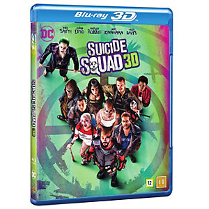 Suicide Squad (3D Blu-ray)