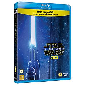 Star Wars: The Force Awakens (3D Blu-ray)