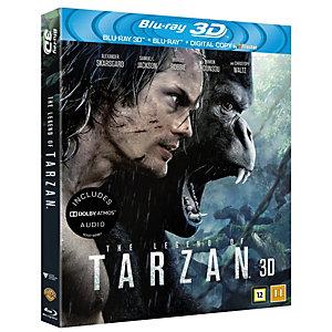 The Legend of Tarzan (3D Blu-ray)
