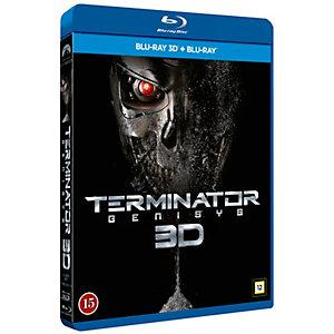 Terminator: Genisys (3D Blu-ray)