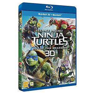 Teenage Mutant Ninja Turtles-Out Of the Shado (3D)