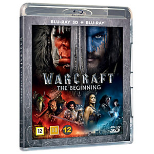 Warcraft (3D Blu-ray)