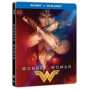 Wonder Woman - Steelbook (3D Blu-ray)