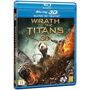 Titaanien raivo (3D Blu-ray)