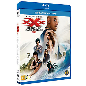 xXx: Return of Xander Cage (3D Blu-ray)