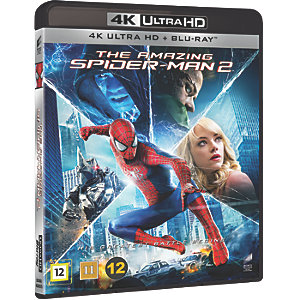 The Amazing Spider-Man 2 (4K UHD)