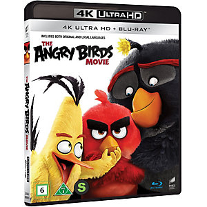 The Angry Brids Movie (4K UHD)