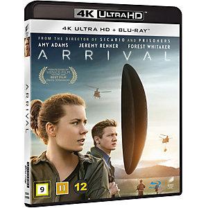 Arrival (4K UHD Blu-ray)