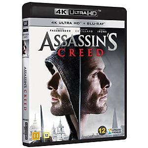 Assassin's Creed (4K UHD)
