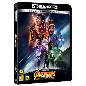 Avengers: Infinity War (4K UHD)