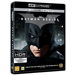Batman Begins (4K UHD)