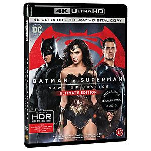 Batman v Superman: Dawn of Justice (4K UHD Blu-ray)