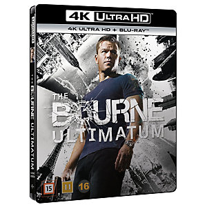 Bourne Ultimatum (4K UHD Blu-ray)