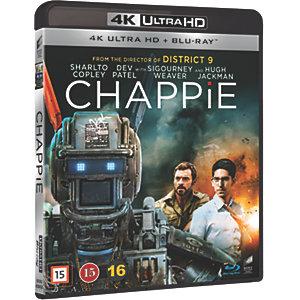 Chappie (4K UHD Blu-ray)