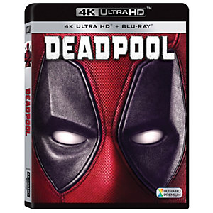Deadpool (4K UHD Blu-ray)