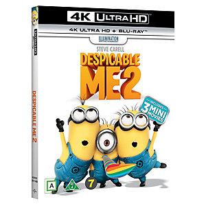 Grusomme Meg 2 (4K UHD Blu-ray)