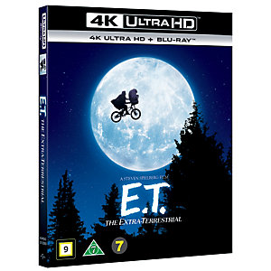 E.T.: The Extra-Terrestrial (4K UHD)