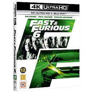 Fast & Furious 6 (4K UHD Blu-ray)
