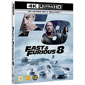 Fast and Furious 8 (4K UHD Blu-ray)