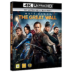 The Great Wall (4K UHD Blu-ray)