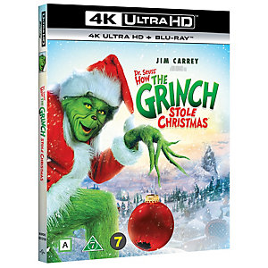 The Grinch: Julen är stulen (4K UHD)