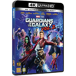 Guardians of the Galaxy Vol. 2 (4K UHD)