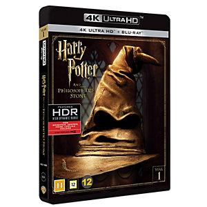 Harry Potter och de vises sten (4K UHD)