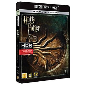 Harry Potter och hemligheternas kammare (4K UHD)