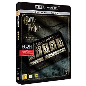 Harry Potter och fången från Azkaban (4K UHD)