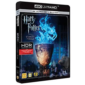 Harry Potter och den flammande bägaren (4K UHD)