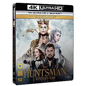 Huntsman: Winter's War (4K UHD Blu-ray)