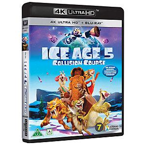 Ice Age 5: Törmäyskurssilla (4K UHD)