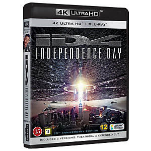 Independence Day 20th Anniversary Edition (4K UHD)