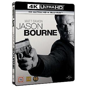 Jason Bourne (4K UHD)
