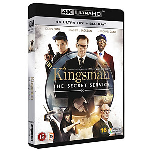 Kingsman: The Secret Service (4K UHD Blu-ray)