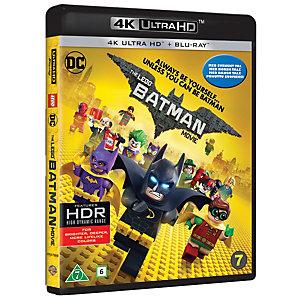 The LEGO Batman Movie (4K UHD)