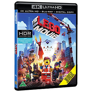 LEGO Movie (4K UHD Blu-ray)