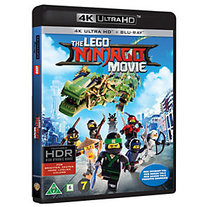 The LEGO Ninjago Movie (4K UHD)