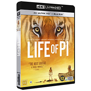 Life of Pi (4K UHD Blu-ray)