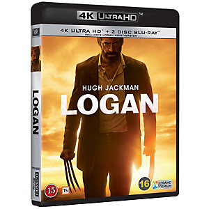 Logan (4K UHD Blu-ray)
