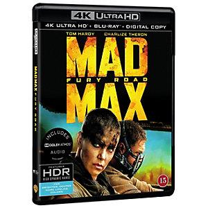 Mad Max 4: Fury Road (4K UHD)