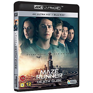 Maze Runner: The Death Cure (4K UHD)