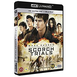 The Maze Runner: The Scorch Trials (4K UHD)