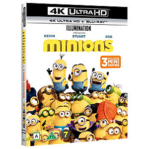 Minions (4K UHD)