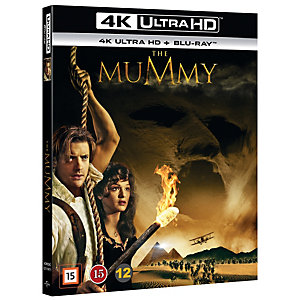 The Mummy (4K UHD Blu-ray)
