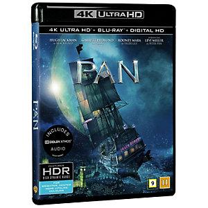 Pan (4K UHD)