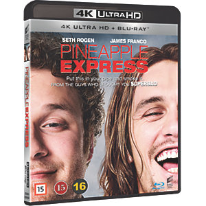 Pineapple Express (4K UHD)