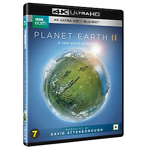 Planet Earth 2 (4K UHD Blu-ray)