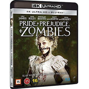 Pride and Prejudice and Zombies (4K UHD)